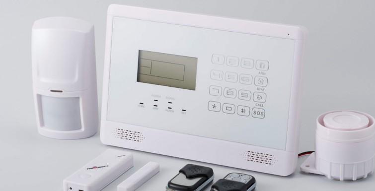 Охранная сигнализация с установкой — 6000 руб.